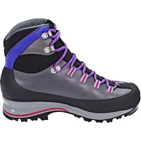La Sportiva Trango TRK Leather GTX Zapatillas Mujer, iris blue/purple